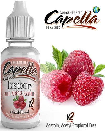 Capella Flavors - Raspberry v2 13ml