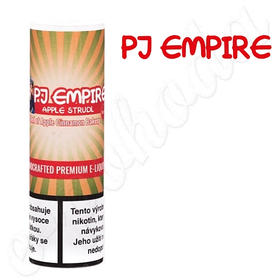 liquid PJ Empire Apple Strudl 10ml-6mg