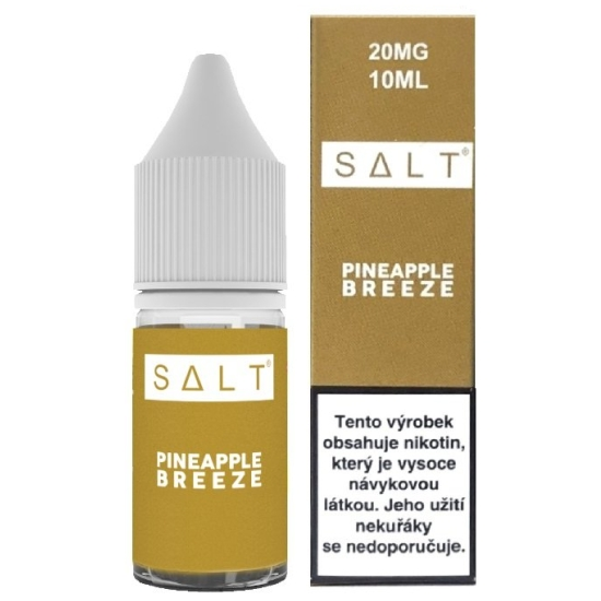 Liquid Juice Sauz SALT Pineapple Breeze 10ml - 10mg