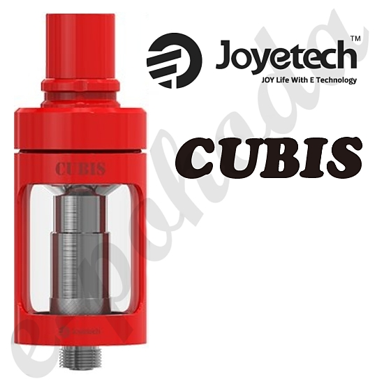 Clearomizer Joyetech CUBIS 3,5ml - red