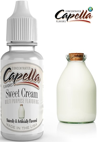 Capella Flavors - Sweet Cream v2 13ml
