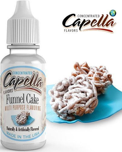 Capella Flavors - Funnel Cake 13ml