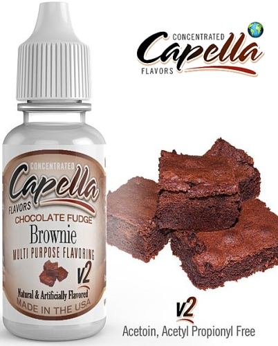 Capella Flavors - Chocolate Brownie v2 13ml