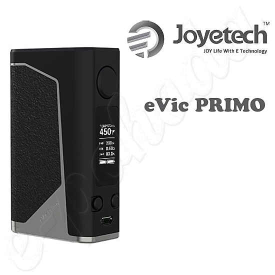 Joyetech eVic Primo Grip Easy Kit - Black-Silver