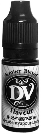 Aroma Decadent Vapours - Amber Blend 10ml