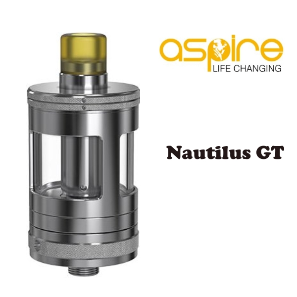 aSpire Nautilus GT Clearomizer 3ml Silver