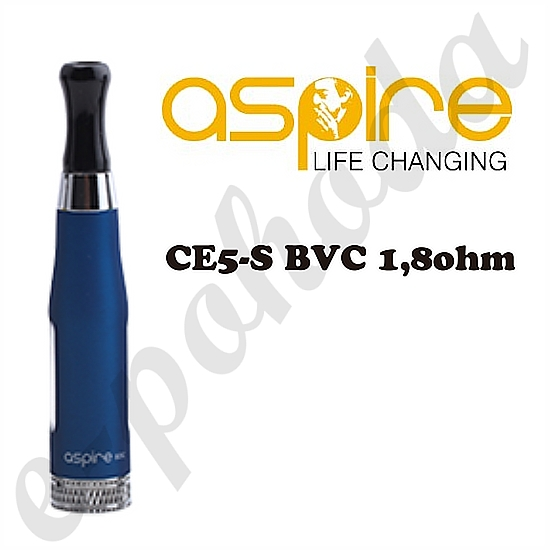 Clearomizer Aspire CE5-S BDC 1,6ml - modrý