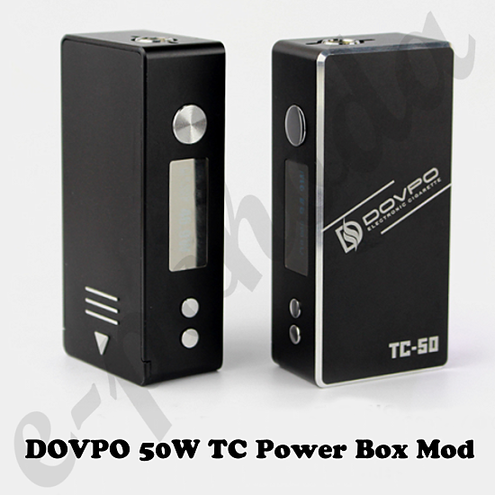DOVPO 50W TC Power Box Mod - černý