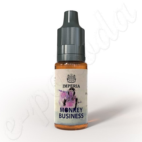 MONKEY BUSINESS - tabákové aroma 10ml