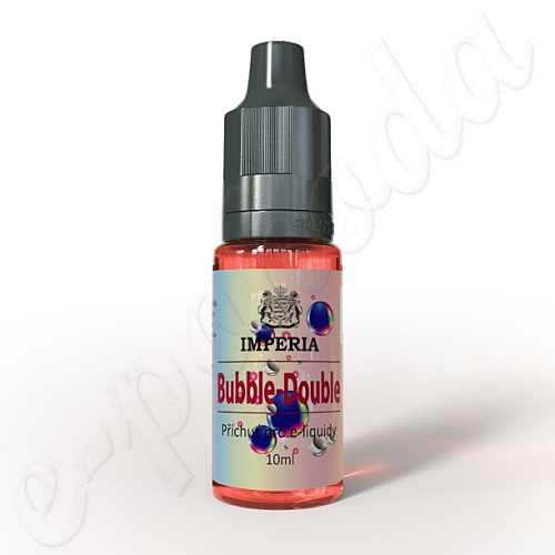 BUBBLE DOUBLE - sladké aroma 10ml
