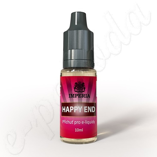 HAPPY END - sladké aroma 10ml