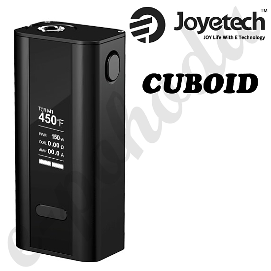 Joyetech Cuboid 150W TC Power Box Mod - Black