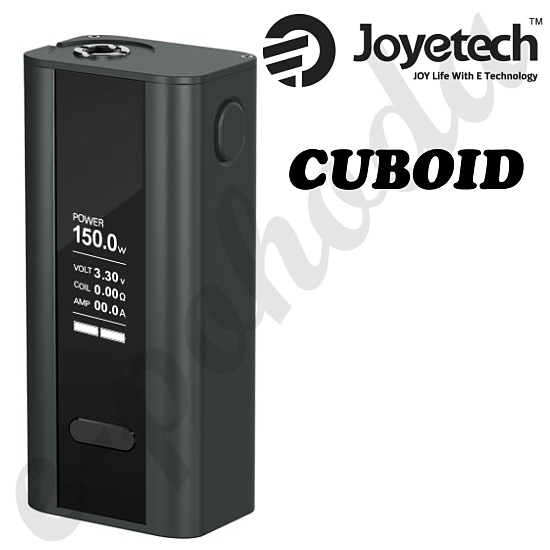 Joyetech Cuboid 150W TC Power Box Mod - Grey