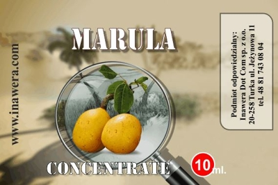 Marula - koncentrát 10ml