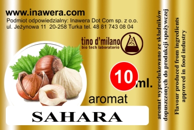 SAHARA by Inawera 10ml
