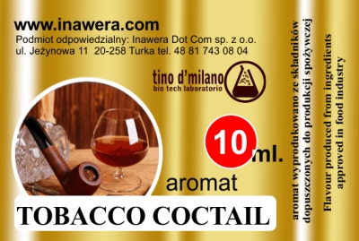 TOBACCO COCTAIL by Inawera 10ml