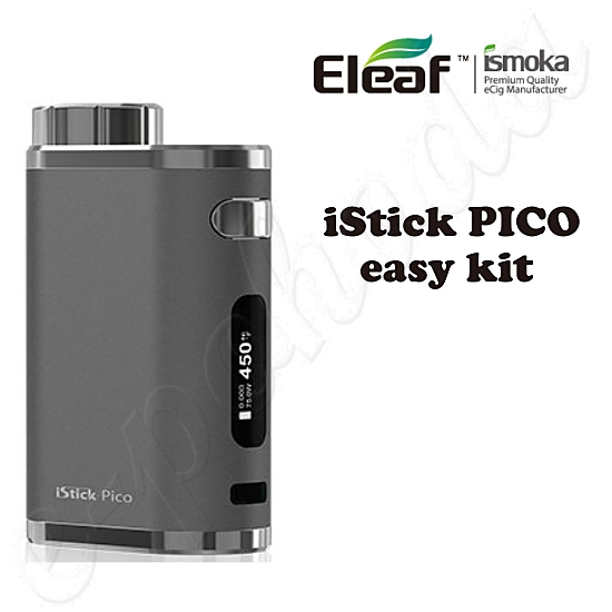 Eleaf iStick Pico TC 75W Easy Kit - Grey