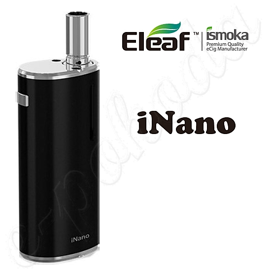 Eleaf iNano Box Mod 650mAh - Black