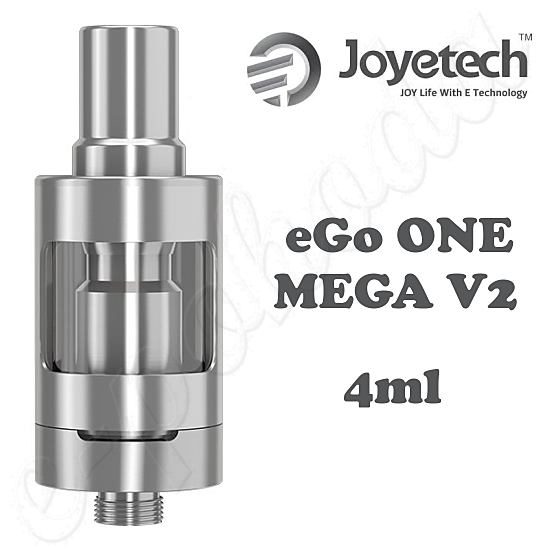 Clearomizer Joyetech eGo ONE MEGA V2 4ml - silver