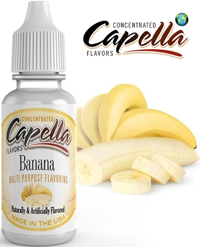 Capella Flavors - Banana 13ml