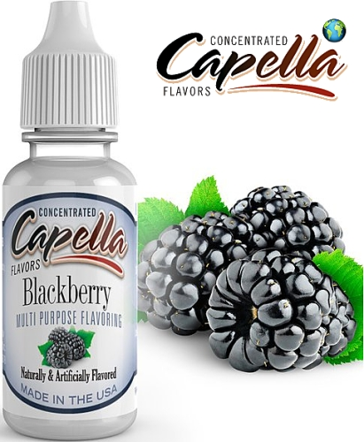 Capella Flavors - Blackberry 13ml