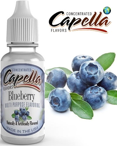Capella Flavors - Blueberry 13ml