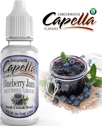 Capella Flavors - Blueberry Jam 13ml