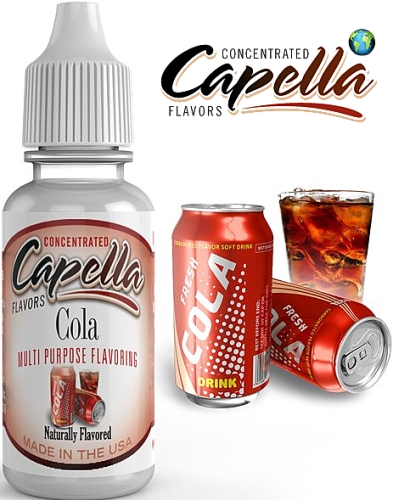 Capella Flavors - Cola Rf 13ml