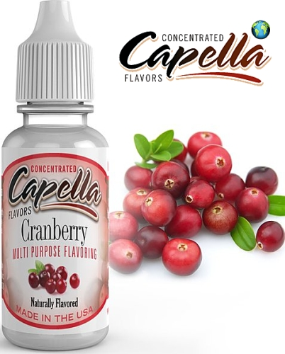 Capella Flavors - Cranberry 13ml