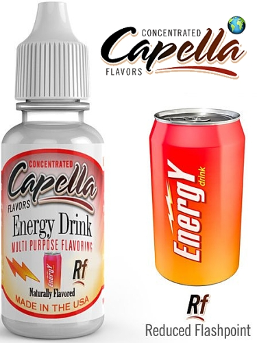 Capella Flavors - Energy Drink Rf 13ml