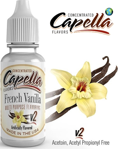 Capella Flavors - French Vanilla V2 13ml