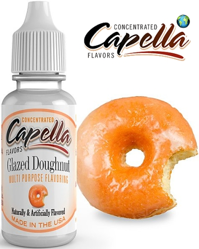 Capella Flavors - Glazed Doughnut 13ml