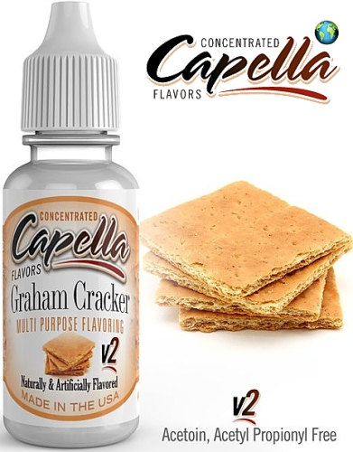 Capella Flavors - Graham Cracker V2 13ml