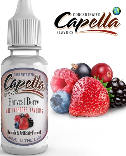 Capella Flavors - Harvest Berry 13ml
