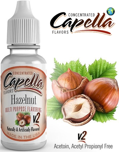Capella Flavors - Hazelnut V2 13ml