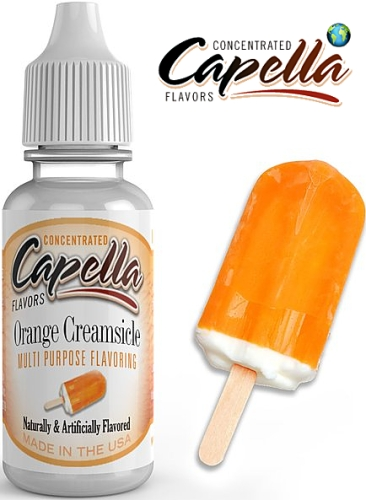 Capella Flavors - Orange Creamsicle 13ml