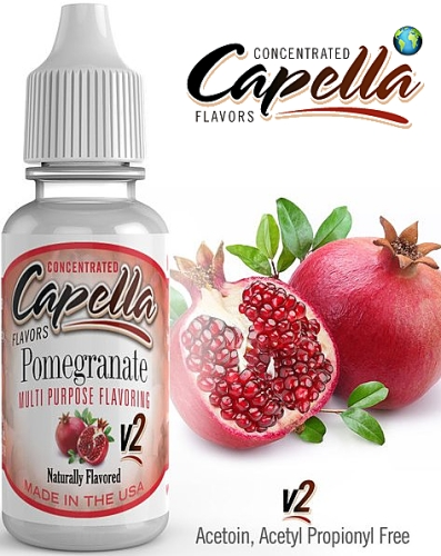 Capella Flavors - Pomegranate V2 13ml