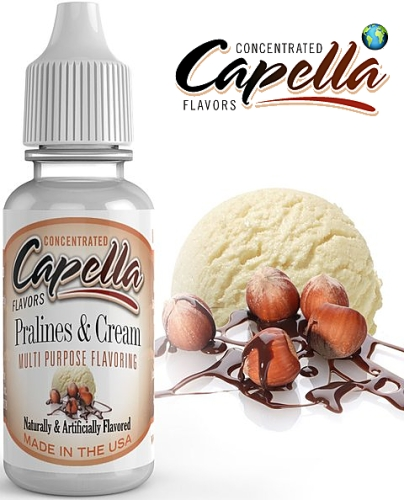 Capella Flavors - Pralines And Cream 13ml