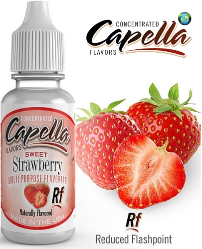 Capella Flavors - Sweet Strawberry 13ml