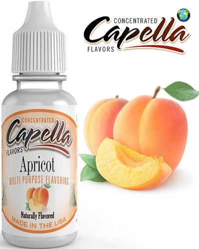Capella Flavors - Apricot 13ml
