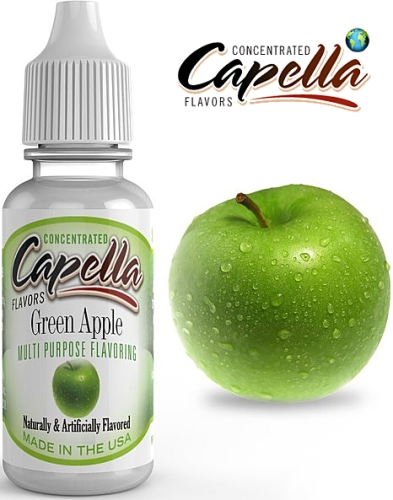 Capella Flavors - Green Apple 13ml