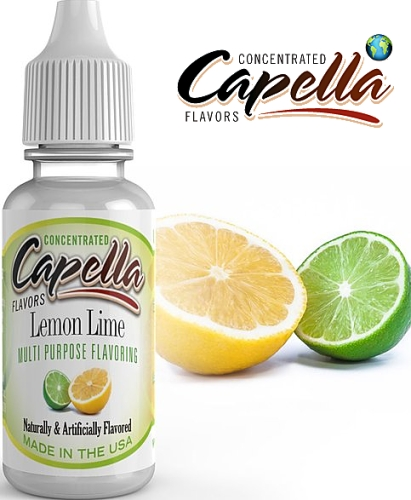 Capella Flavors - Lemon Lime 13ml