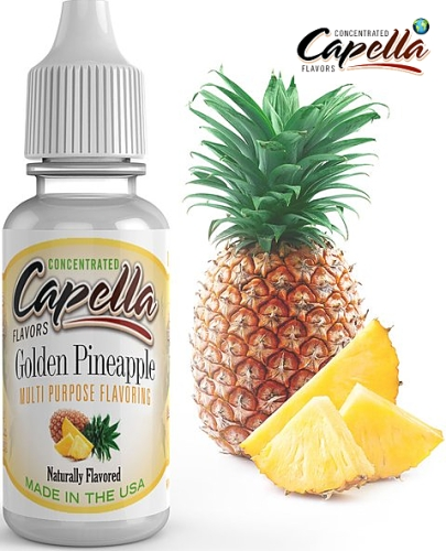 Capella Flavors - Golden Pineapple 13ml
