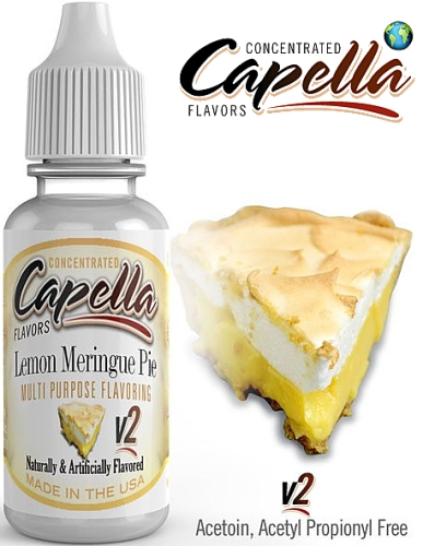 Capella Flavors - Lemon Meringue Pie 13ml