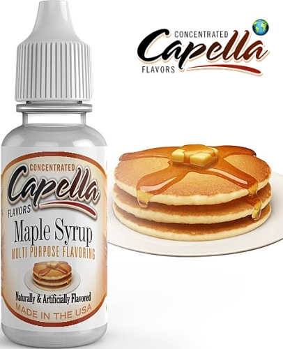 Capella Flavors - Pancake Maple Syrup 13ml