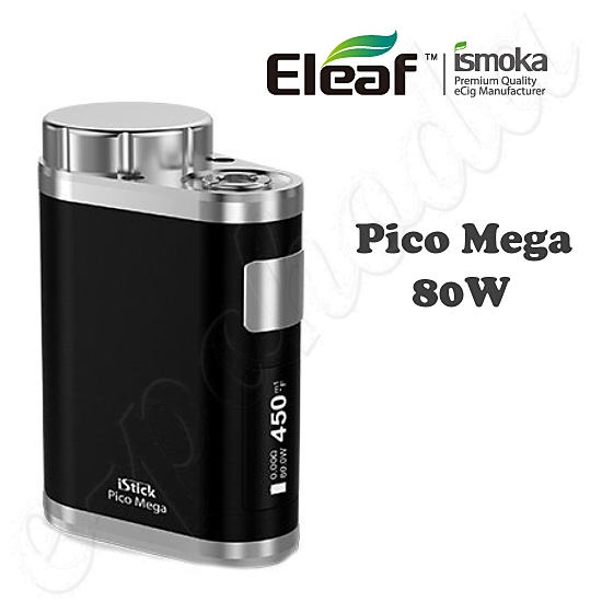 Eleaf iStick Pico Mega TC 80W Easy Kit - Black