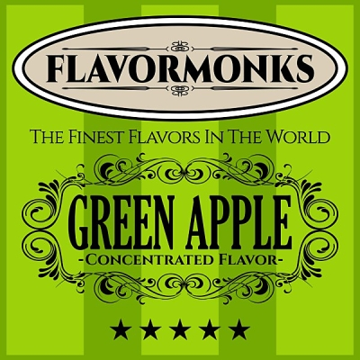 FlavorMonks GREEN APPLE - aroma 10ml