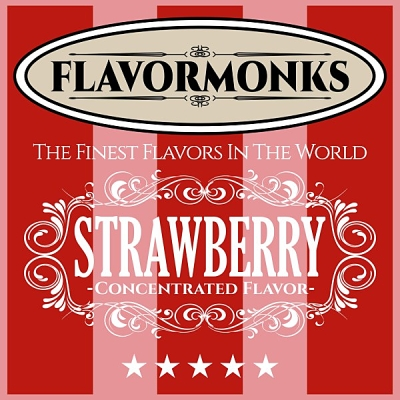 FlavorMonks STRAWBERRY - aroma 10ml