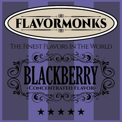 FlavorMonks BLACKBERRY - aroma 10ml