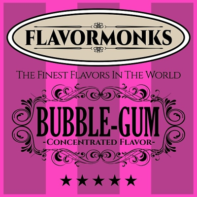 FlavorMonks BUBBLE GUM - aroma 10ml